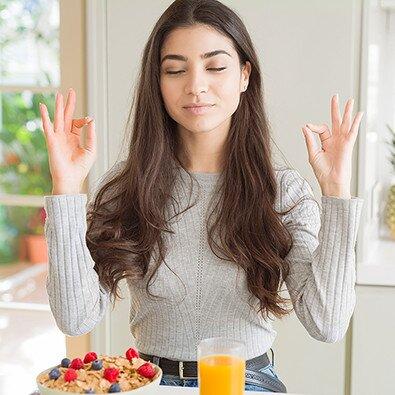 Αναπνοή, ύπνος και διατροφή