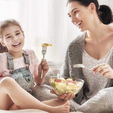 Kαλή υγεία μέσω της διατροφής
