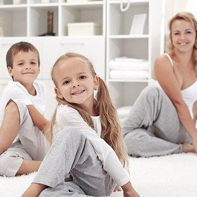 Ύπνος, yoga και οικογένεια