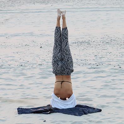 Yoga ύπνος και διακοπές