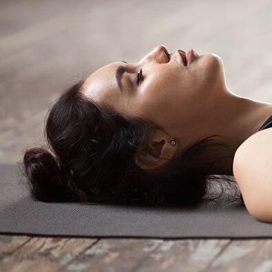Yoga, άγχος και ύπνος