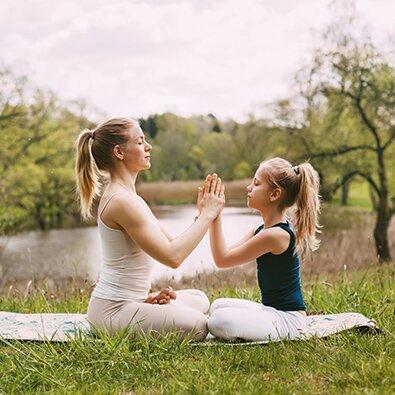 Χάσμα γενεών και yoga
