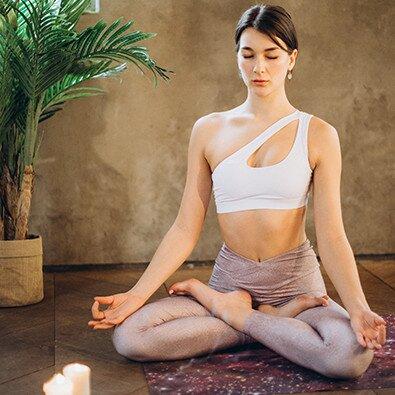 Yoga, υπνος και Covid19