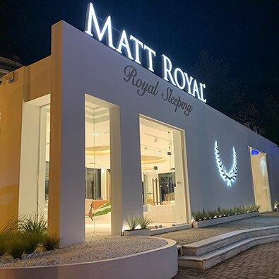 Matt Royal στην Αθήνα